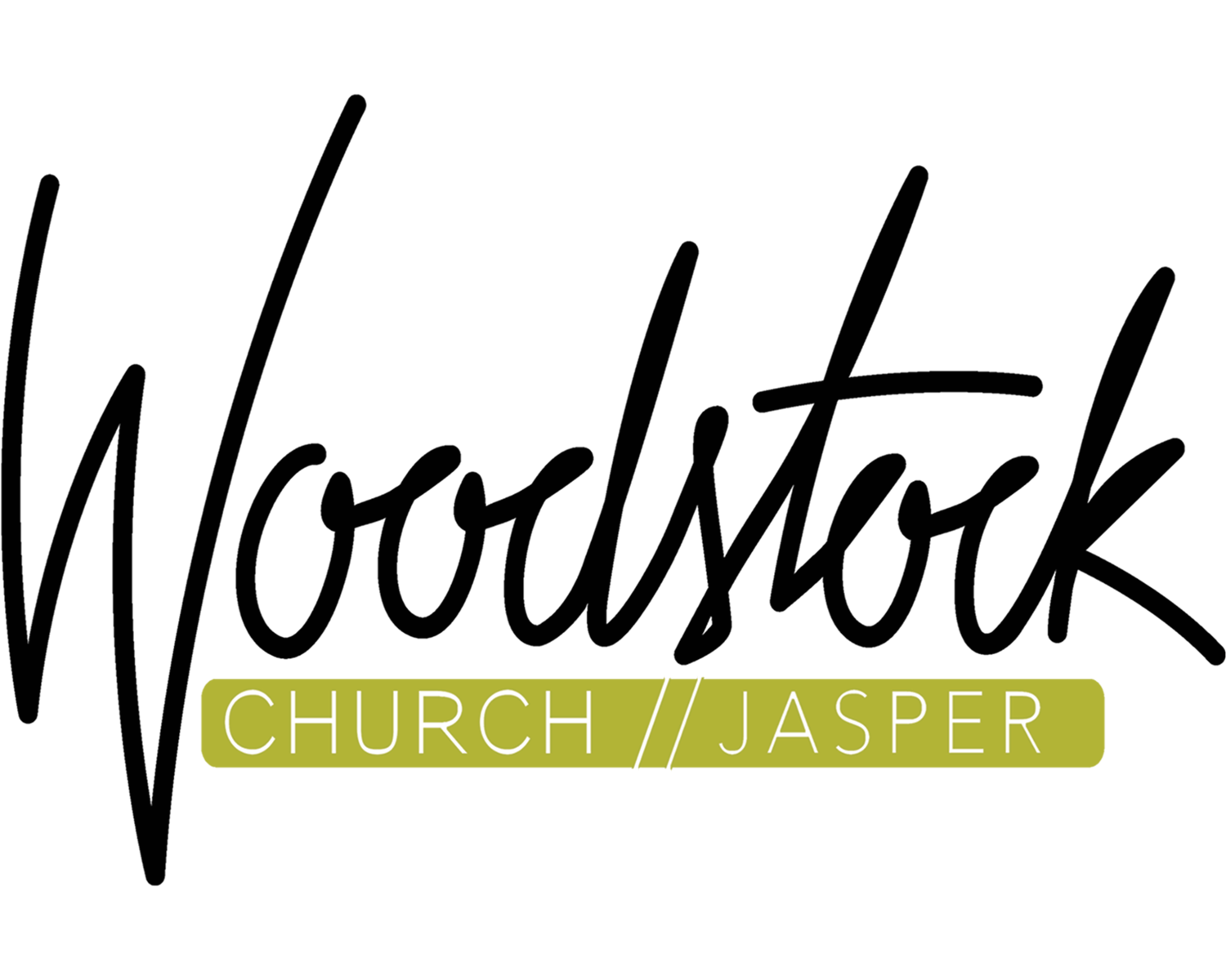 Woodstock Church Jasper